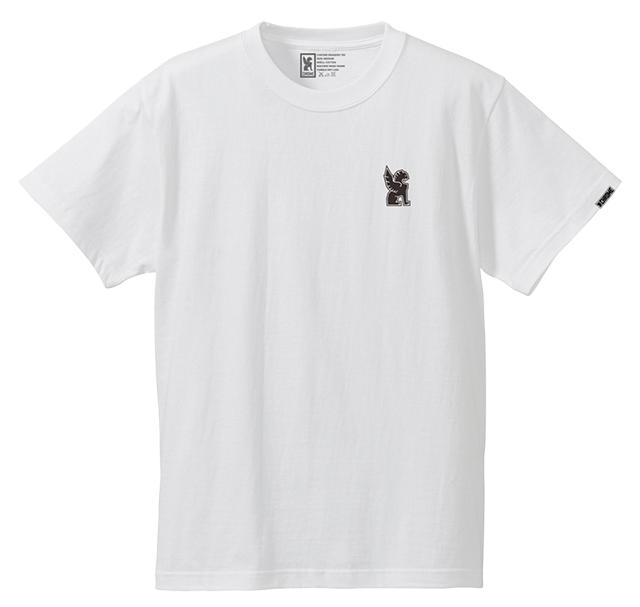 SYMBOL POINT TEE CLOTHING chromeindustries WHITE S