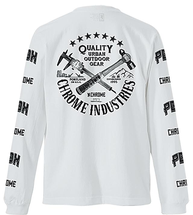 ★★★★★★★QUALITY PDX ED. L/S TEE(SALE) CLOTHING chromeindustries