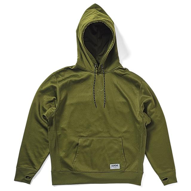 TECH SWEAT HOOD(SALE) CLOTHING chromeindustries OLIVE S