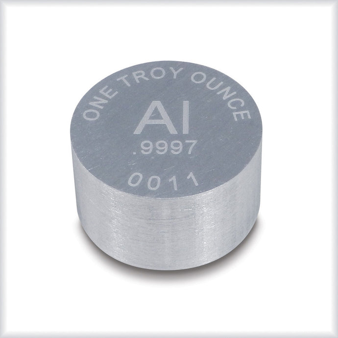 From A to Z -- Aluminum and Zinc are now available
