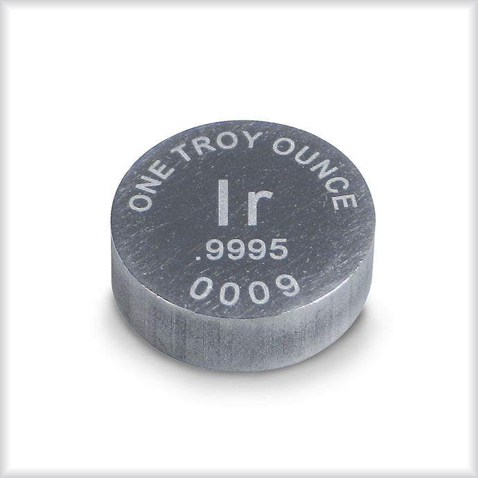 Iridium and Osmium Back in Stock & Iridium Ring Update