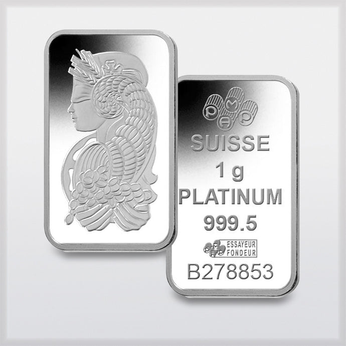 Platinum and Palladium bullion are now available!