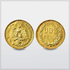 Gold Dos Pesos by RWMM