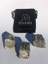 RWMM raw dysprosium chunks