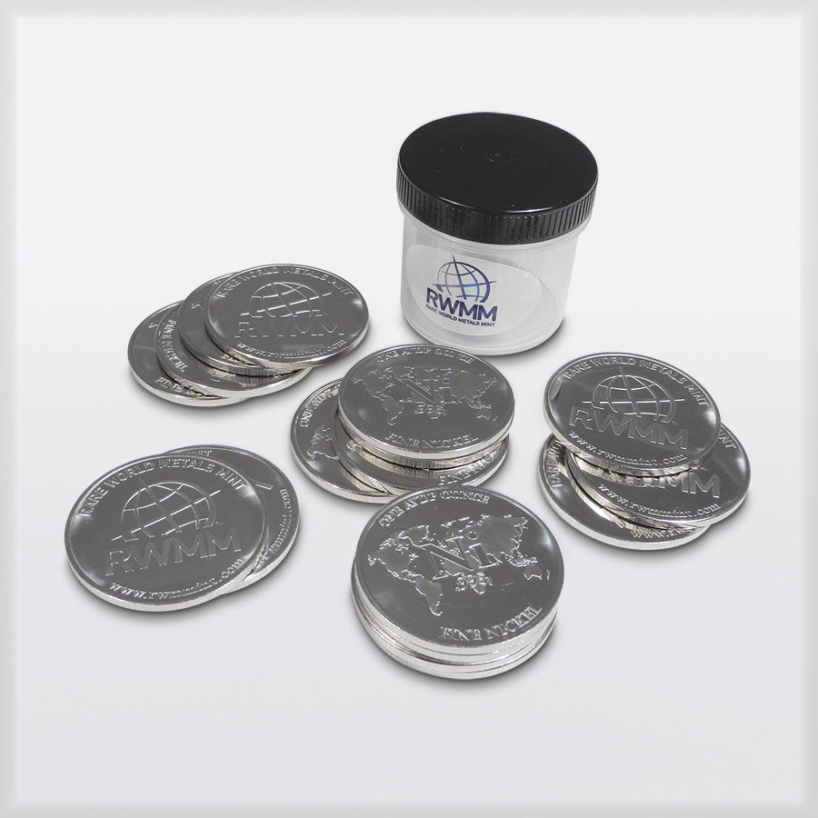 Nickel Pounder Pack