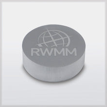 RWMM ruthenium ingot new reverse