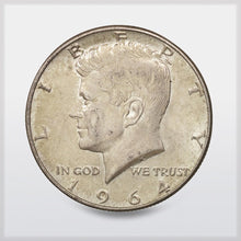 1964 Kennedy Half Dollar 90% silver offered by RWMM