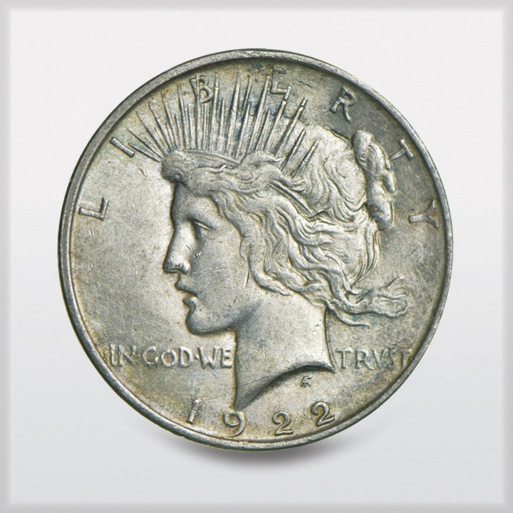 Peace Silver Dollar VG-XF offered by RWMM