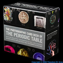 *The Photographic Card Deck of the Elements