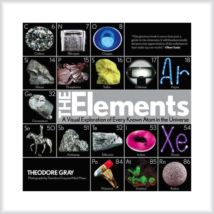 The Elements (1st ed, hardcover)