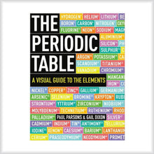 *The Periodic Table (1st ed, paperback)