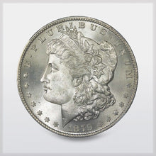 Morgan Silver Dollar offered by RWMM
