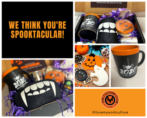 We think you are spooktaculaar