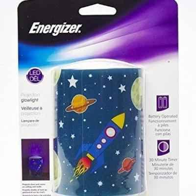 Energizer LED Space Projection Glowlight