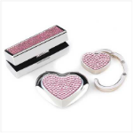 Glamour Girl Accessory Trio Containers - AttractionOil.com