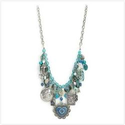 Eclectic Treasures Necklace Jewelry - AttractionOil.com