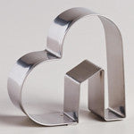 "Heart ""Hanging on a Cup"" Cookie Cutter Drinkware - AttractionOil.com"