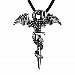 Dragon Sword Necklace