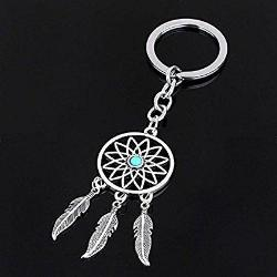 Dreamcatcher Keychain Keychains - AttractionOil.com