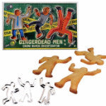 GingerDead Men Baking Cookie Cutter Set Home Decor - AttractionOil.com
