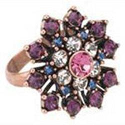 Princess Crystal Fashion Ring Jewelry - AttractionOil.com