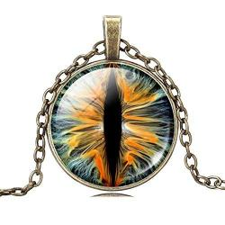 Dragon Eye Necklace  - AttractionOil.com