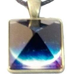 Pyramid Solar Eclipse Glow in the Dark Necklace Jewelry - AttractionOil.com