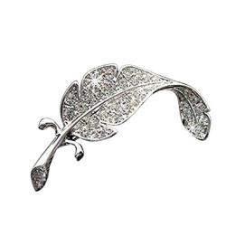 Feather Brooch Pin Jewelry - AttractionOil.com