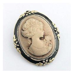 Victorian Cameo Brooch Jewelry - AttractionOil.com