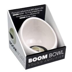 Boom Bowl Cell Phone Amplifier