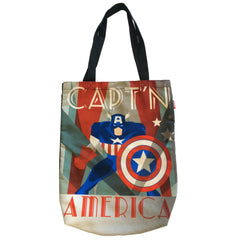 Art Deco Marvel Tote Containers - AttractionOil.com