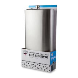 2 Gallon Stainless Steel Flask Drinkware - AttractionOil.com