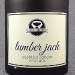 Lumber Jack Candle by Manly Indulgence