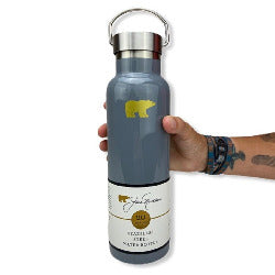 Jack Nicklaus 20 oz. Stainless Steel Vacuum Double Walled Bottle