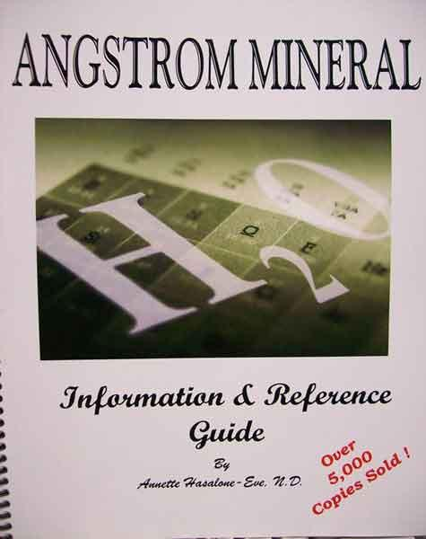 Angstrom Mineral Information  & Reference Guide