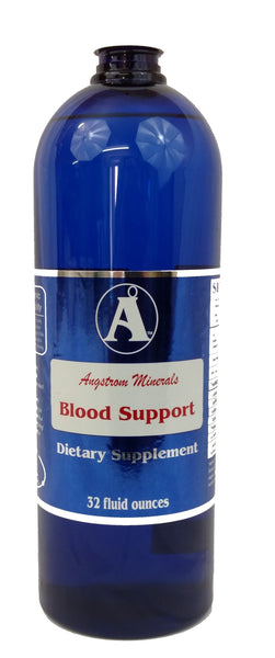 32 oz Blood Support Minerals by Angstrom Minerals
