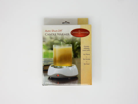 Auto Shut-Off Candle Melter