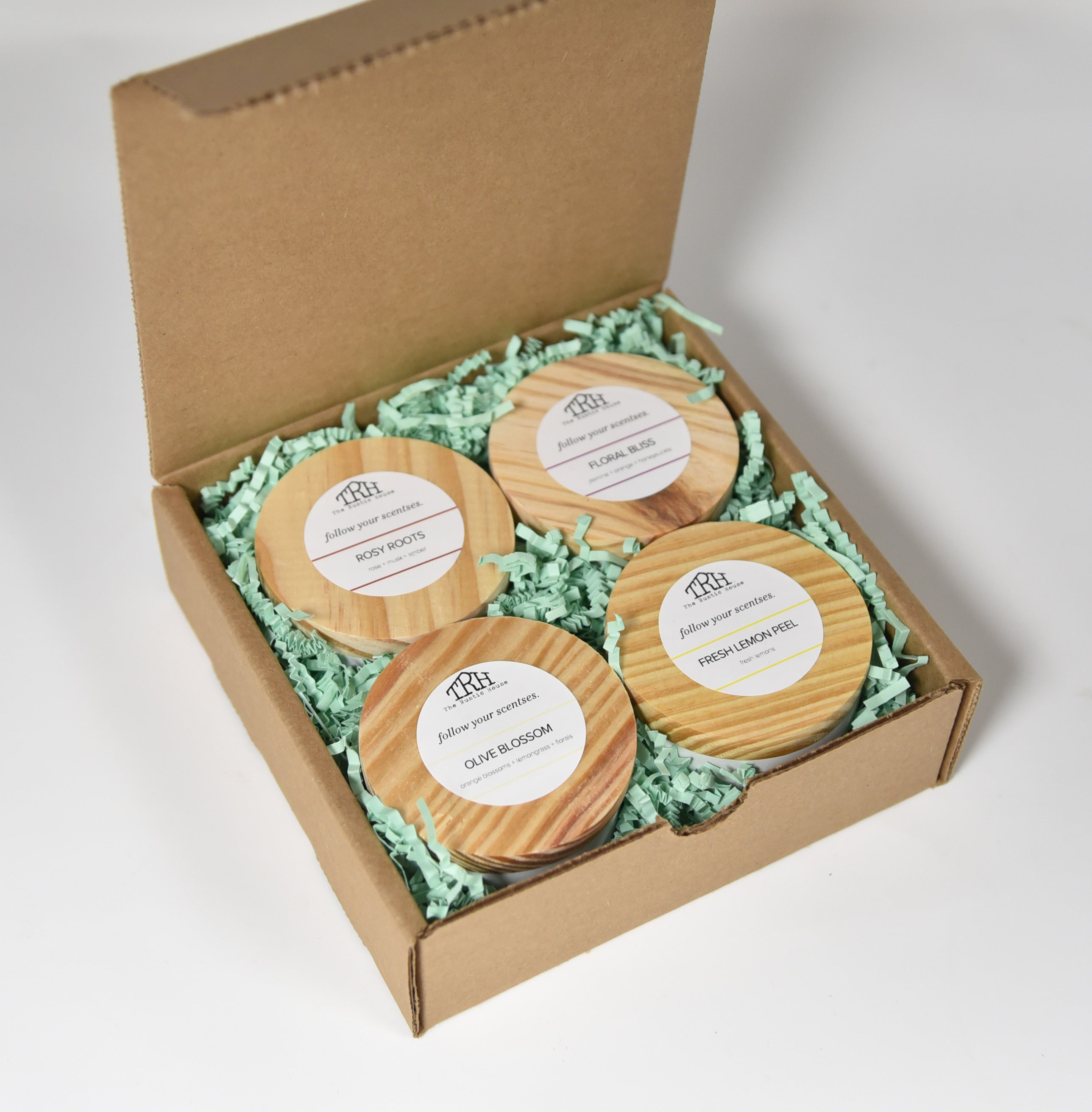 Spring Collection Mini Candle Gift Set