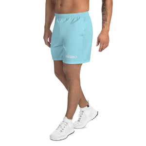 Indicive Original - Men's Athletic Long Shorts (Blue)