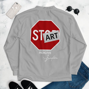 St(art) Jacket - Indicive + Laura Parra (Europe) (Grey)