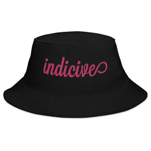 Indicive Original (Pink) - Bucket Hat