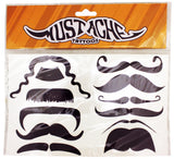 Mustache Tattoo Pack