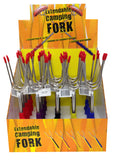 Telescopic Camping Fork