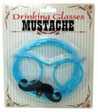 Mustache Drinking Glasses