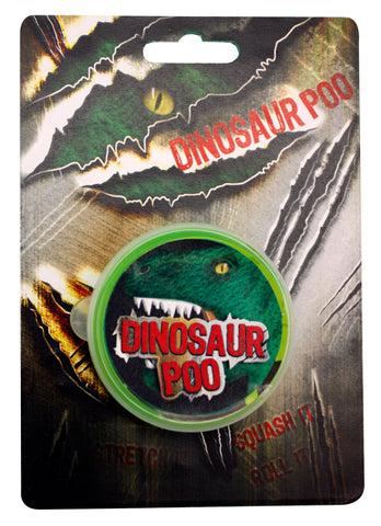 Dino Poo Putty
