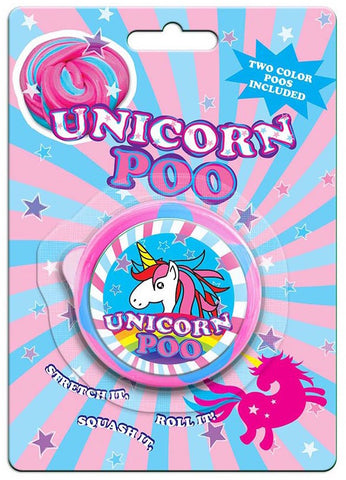 Two Color Unicorn Poo