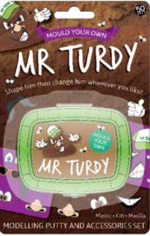 Mr. Turdy Pocket Putty
