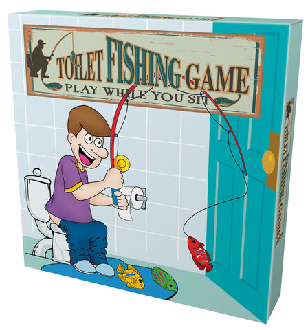 Toilet Fishing