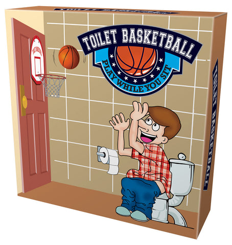 Toilet Basketball