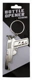 Gun Bottle Opener Key Chain